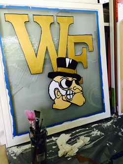 Wake Forest Window