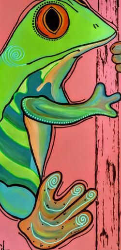 Tree Frog III