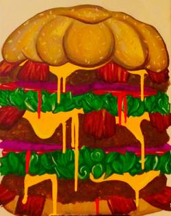 Cheesi Burger