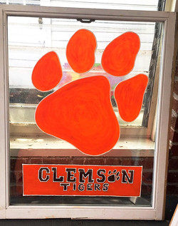 Clemson Window