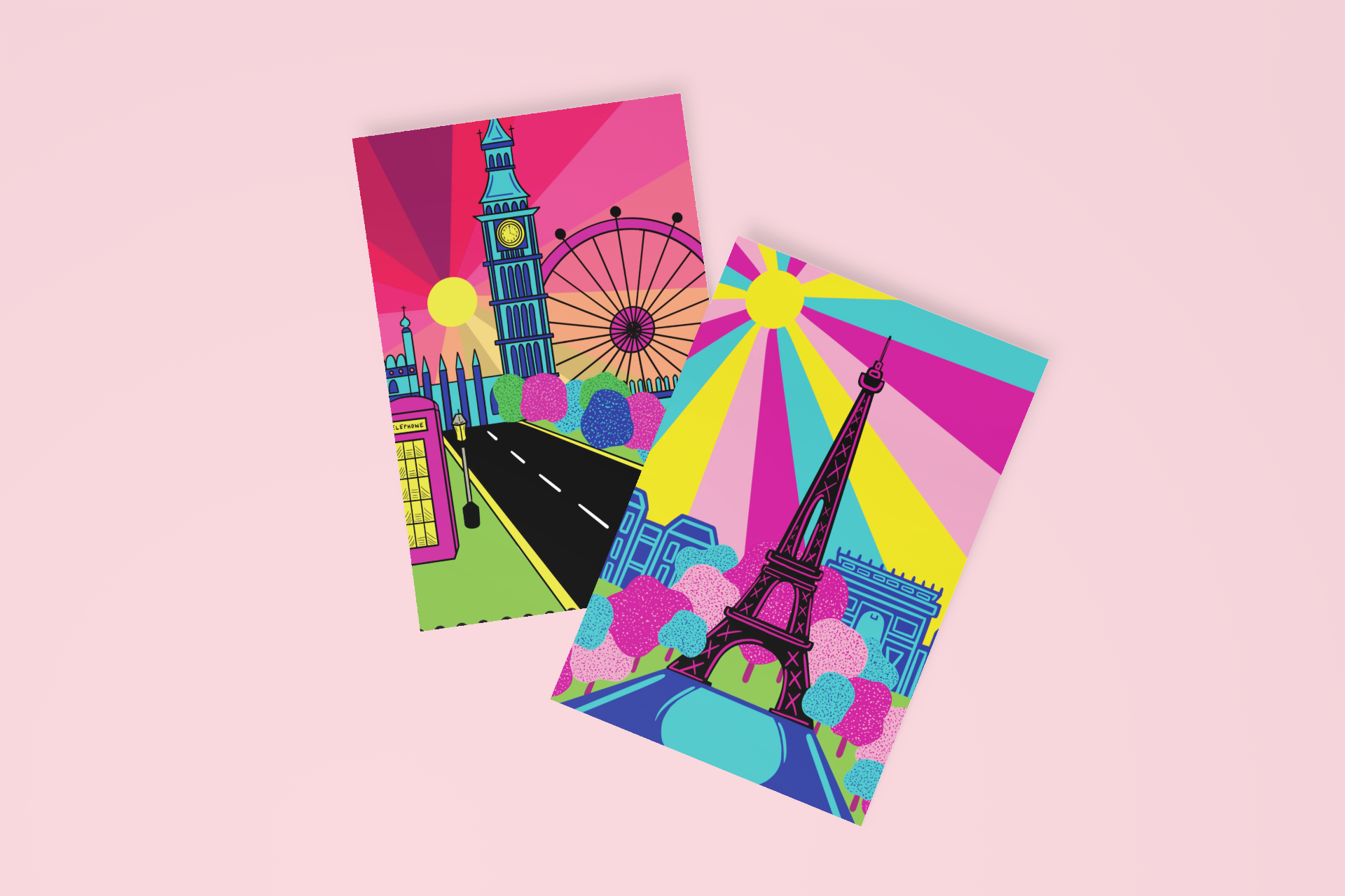 Poster/Print Illustrations
