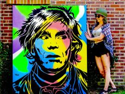 Andy Warhol Collaboration