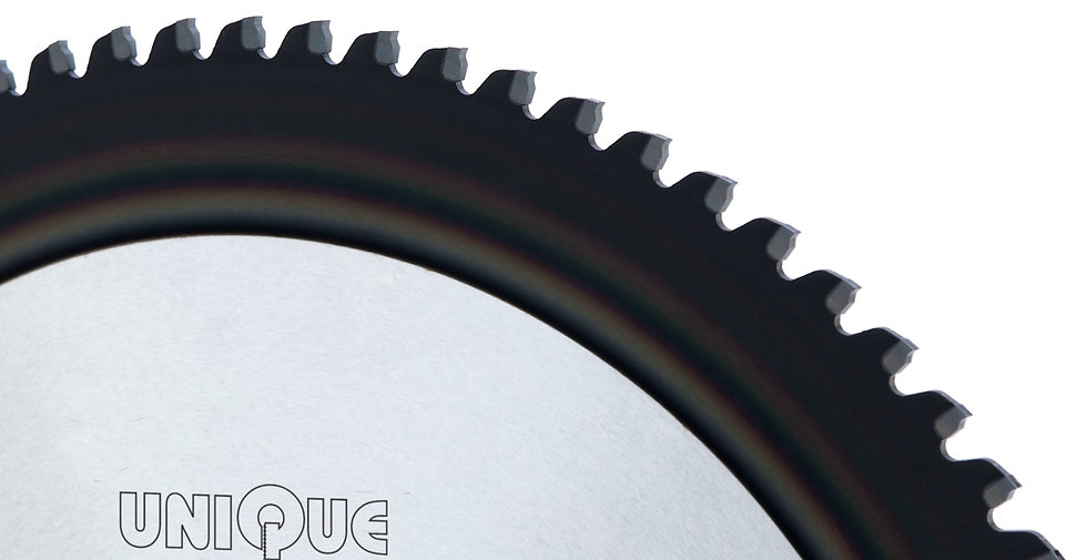 USU-Ti: High performance carbide tipped coated blades for cutting SS