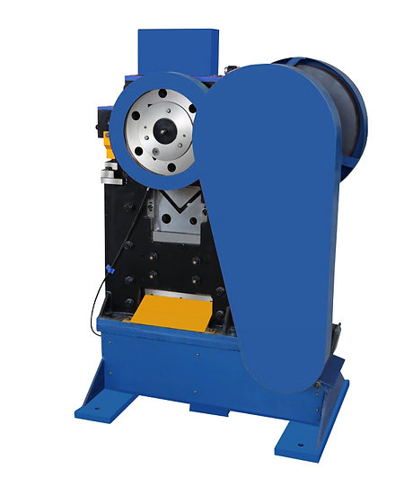 USM-12: Mechanical Ironworker with a 60 Ton Capacity