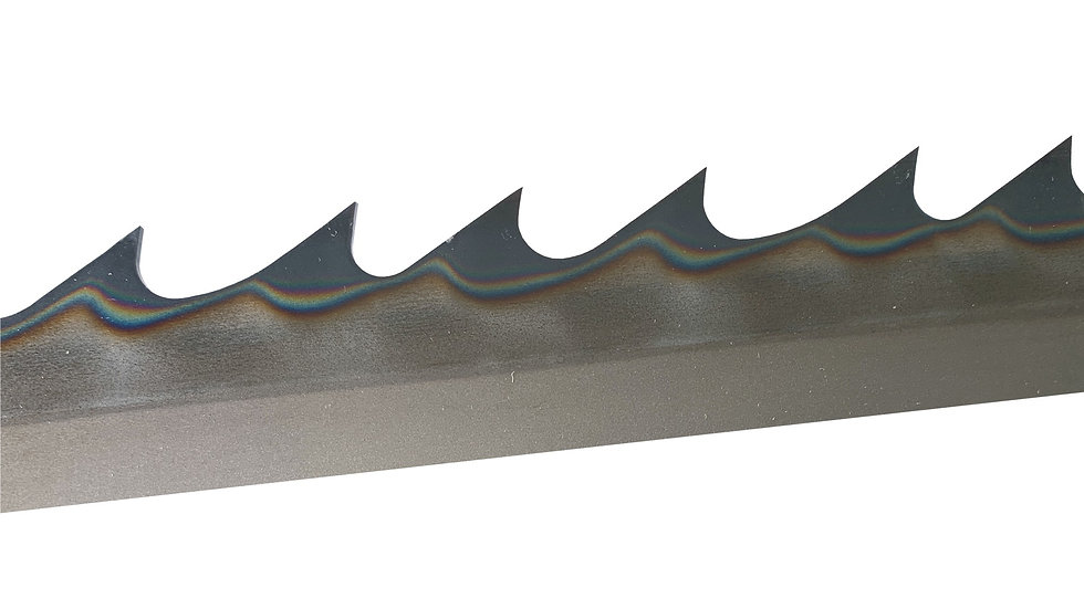 Coated: Coated M-42, Jaguar, and TCGT blades for cutting tough materials