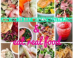 Wisdom Health 30 day real food plan!