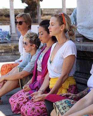 Temple. Bali. Ubud.