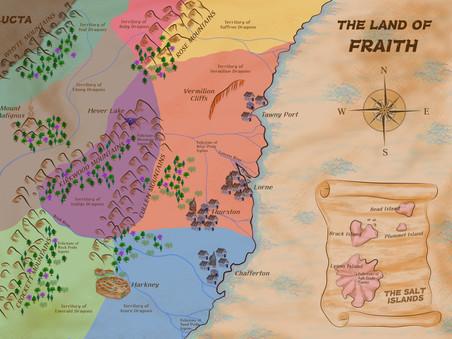 Athena and Ye Olde Mappe