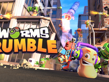 Worms Rumble is added to Xbox Game Pass