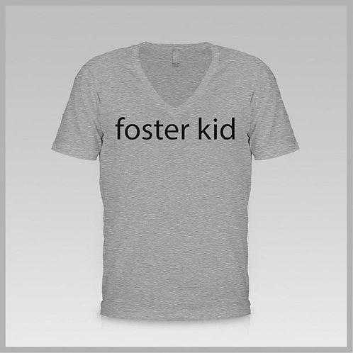 Foster Kid V-Neck T-Shirt