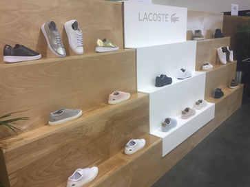 Custom Shoe Display