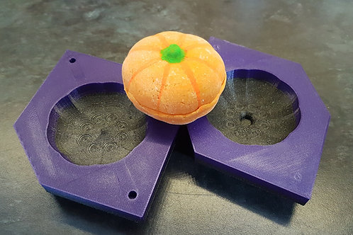 Pumpkin Bubble Bath Bar - Sent of Tutty Fruity Sweet's.