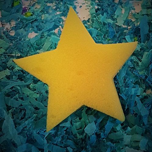 Sponge - Star Small Bath & Body
