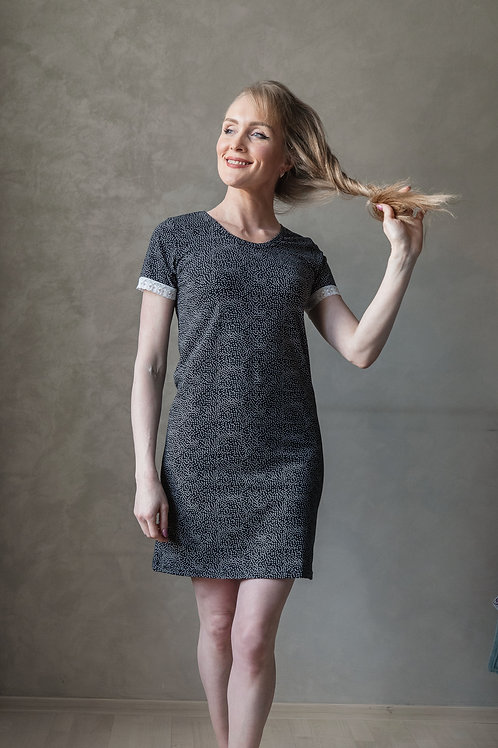 737м-06/3 Сорочка-платье