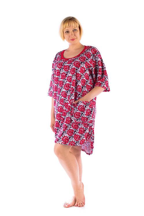 933-44 Туника-платье