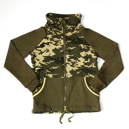 "11.56 Куртка детская ""Military """