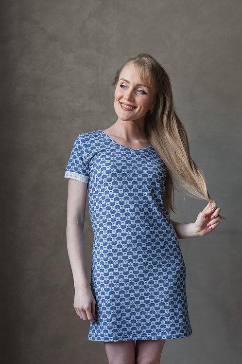737-06/1 Сорочка-платье