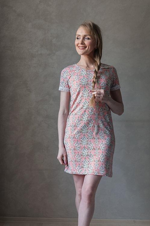 737м-06/2 Сорочка-платье