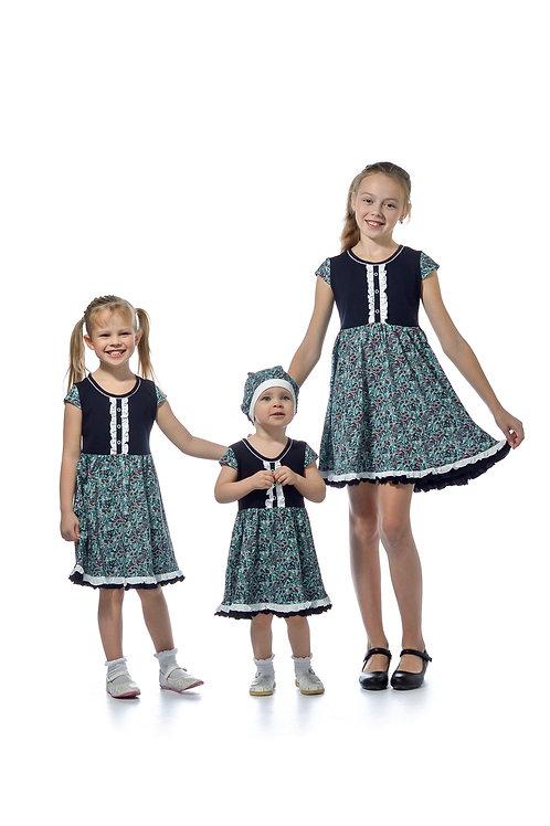 1003п-10 Платье детское