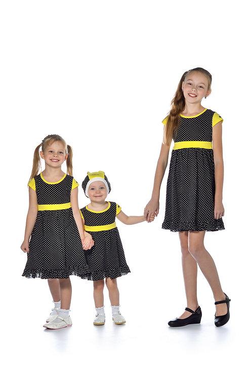 1005-10 Платье детское