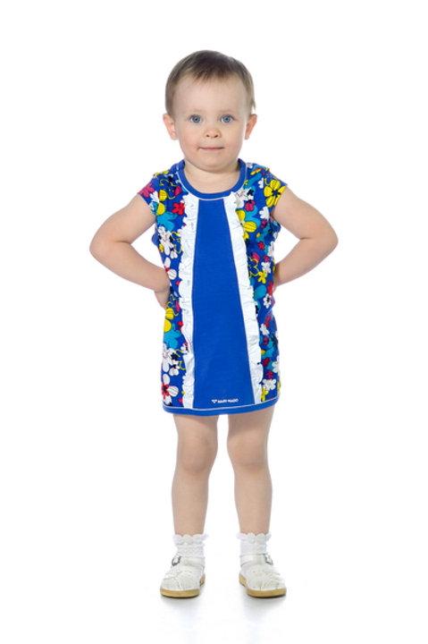 1007п-10 Платье детское (Василёк)