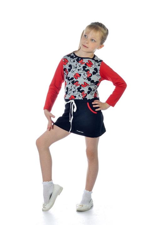 1010п-24 Платье детское (Микки)