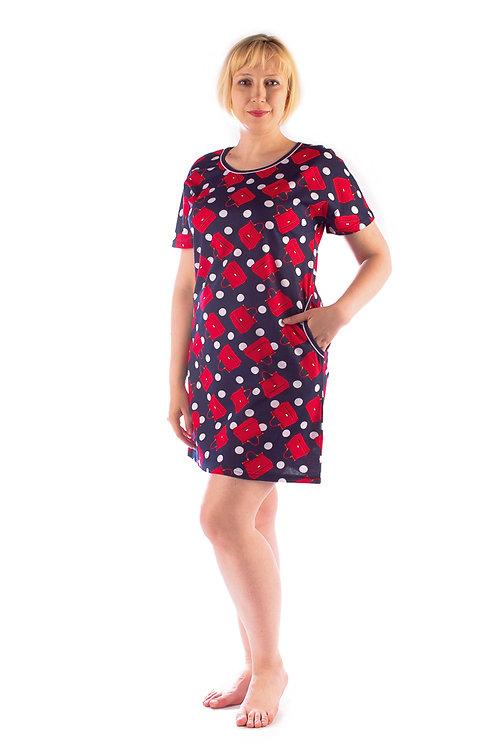 920/2-10/5 Туника-платье