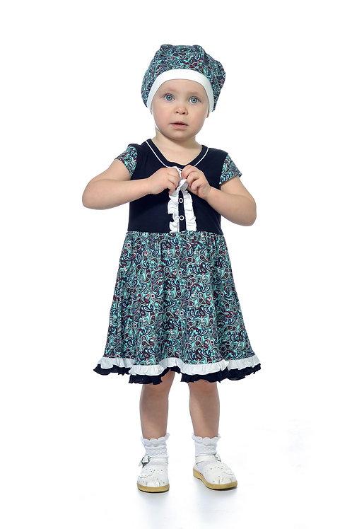 1003п-10а Платье детское