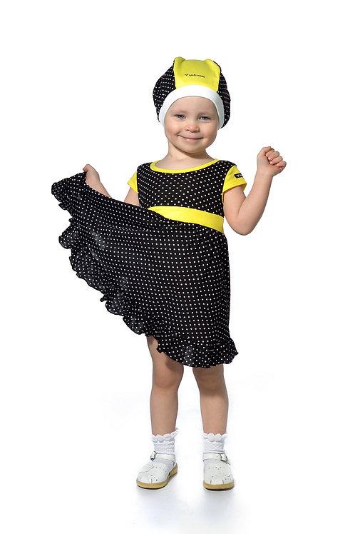 1005-10а Платье детское