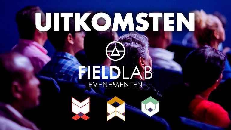 Fieldlab Evenementen - Uitkomsten deel 1