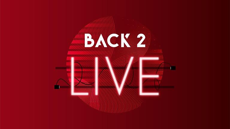 Back to LIVE - Fieldlab evenementen