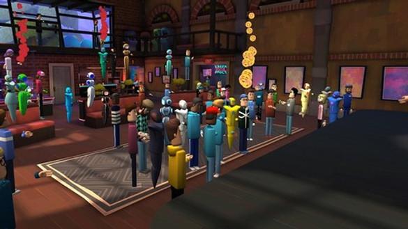 Online demo: VR Event Solutions (2)
