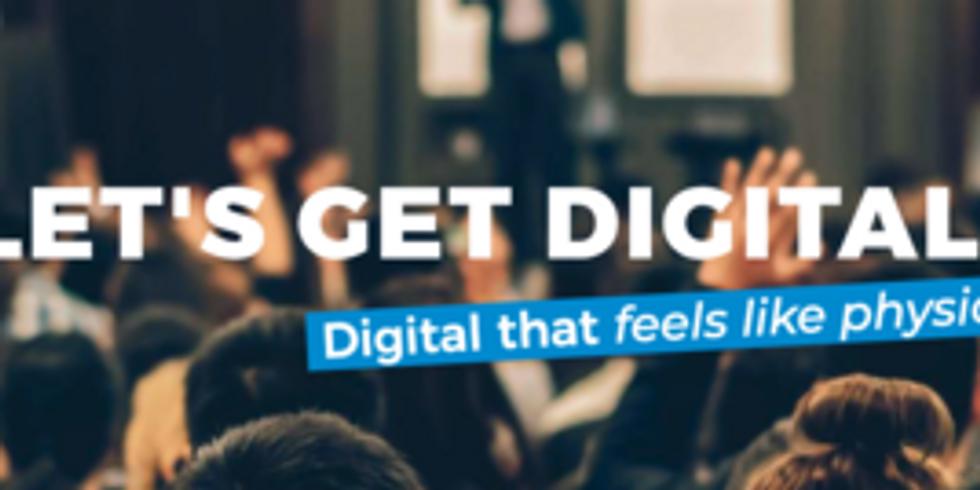Online demo: Let's get Digital
