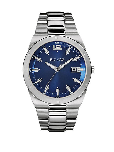 Mens Classic Bulova Collection Oversized