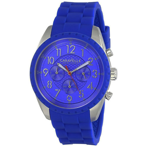 Caravelle New York  Men's Analog Watch