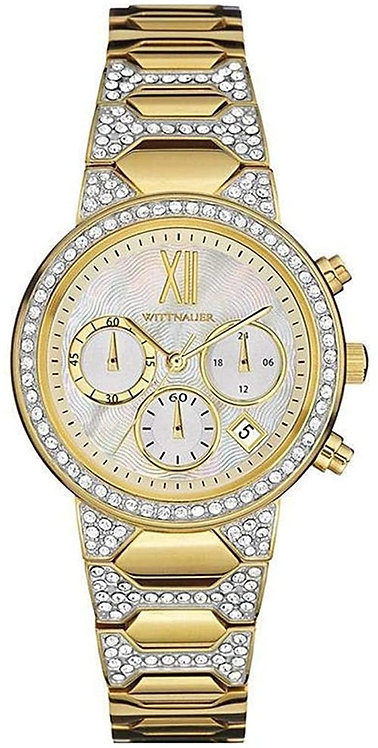 Wittnauer  Chronograph Mother of Pearl Dial Ladies Watch