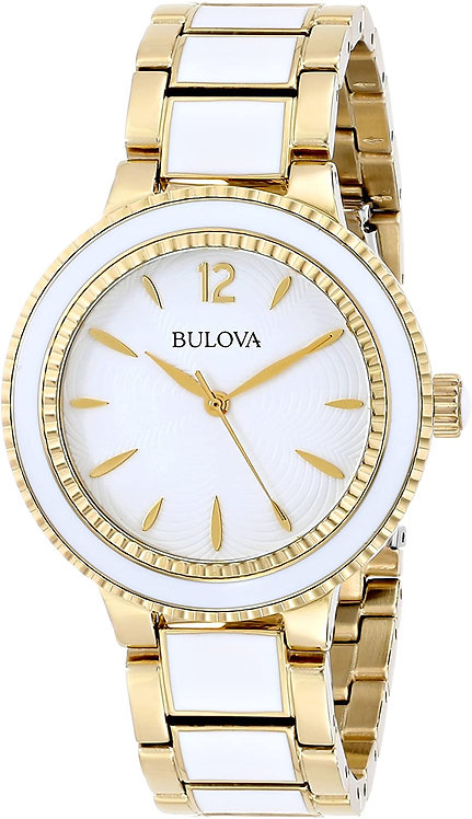 Bulova Women's Sport Casual Bracelet Watch