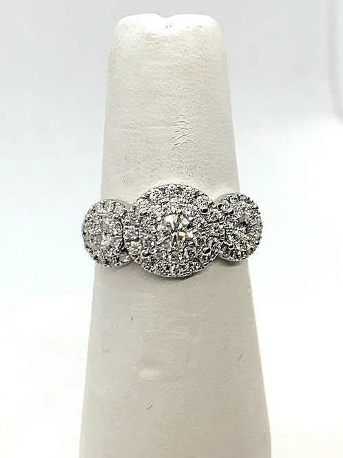 WG Diamond Ring