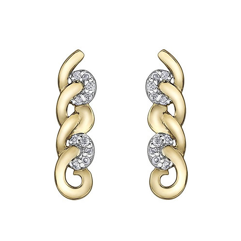 Lasting Treasures™ Diamond Earrings
