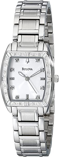 Bulova Ladies Highbridge Diamond Watch
