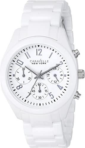 Bulova Caravelle New York Quartz Watch