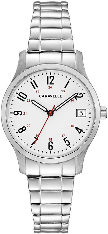 Caravelle Bulova Quartz Watch