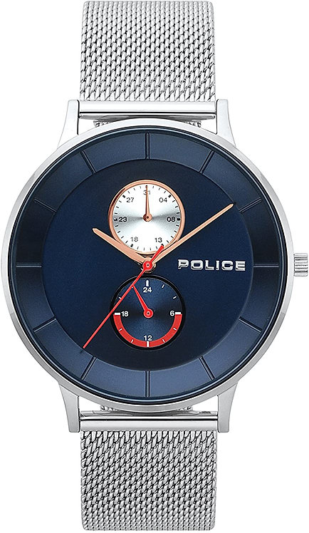 Police Mens Berkeley Watch