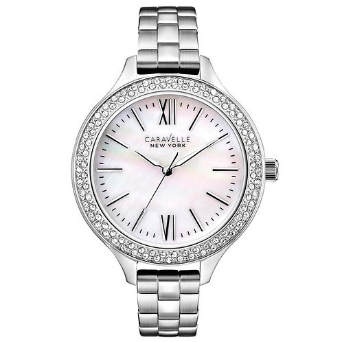 Caravelle New York Ladies' Carla Watch