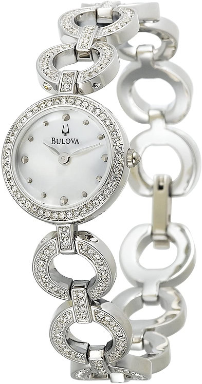 Bulova Woman Crystal Watch