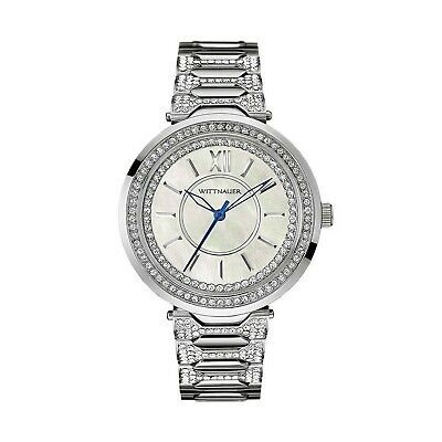 Wittnauer - Crystal Stainless Steel