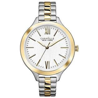 Caravelle New York Women's Analog Japanese Quartz Watch