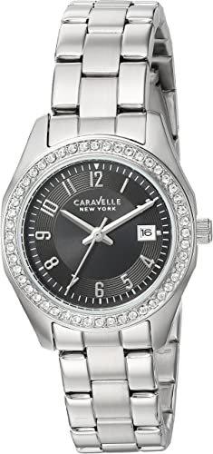 CARAVELLE NEW YORK Women's Dress BULOVA Watch