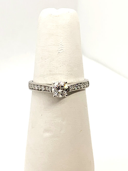 WG RBC Canadian Diamond Ring