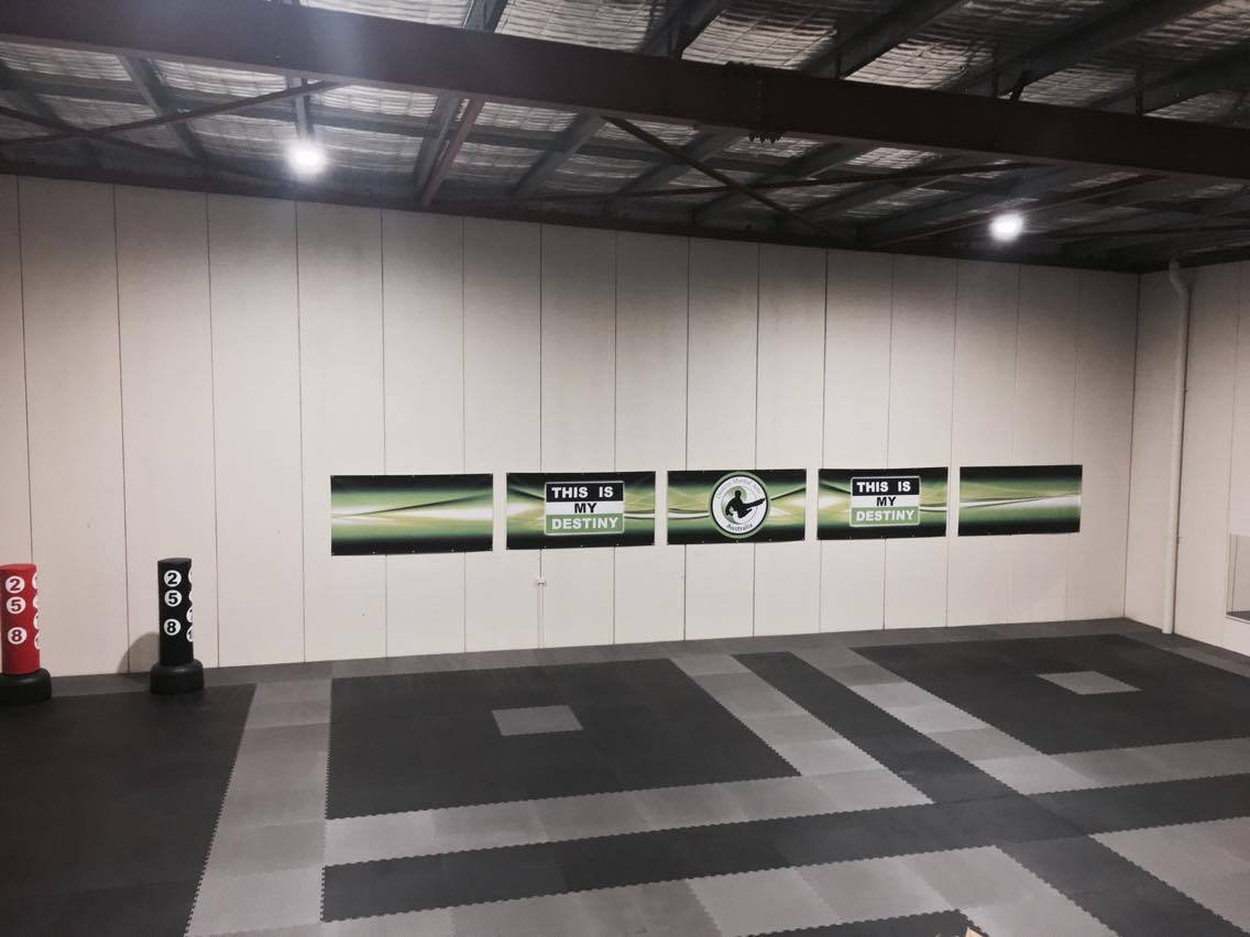 KICKBOXING and OPEN MAT TRAINING